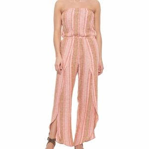 ⚡️ SALE ⚡️Anthropologie DREW Striped Jumpsuit